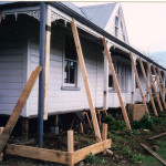 Reyburn House 1998; The improvements would start from the ground up.
